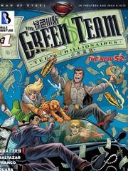 新52绿色小队:少年富翁